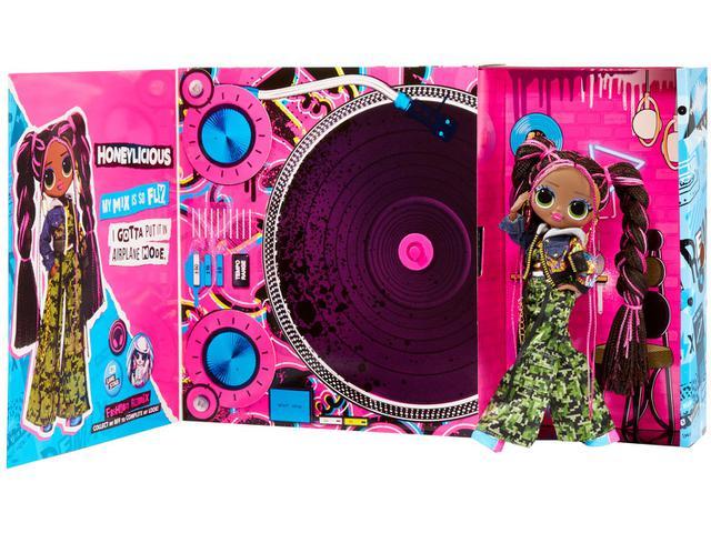 Imagem de Boneca LOL Surprise OMG Remix Honeylicious