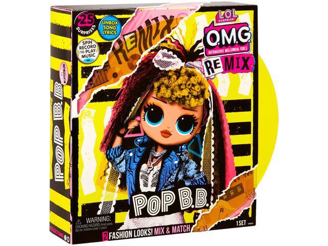 Imagem de Boneca LOL Surprise OMG Remix Pop BB