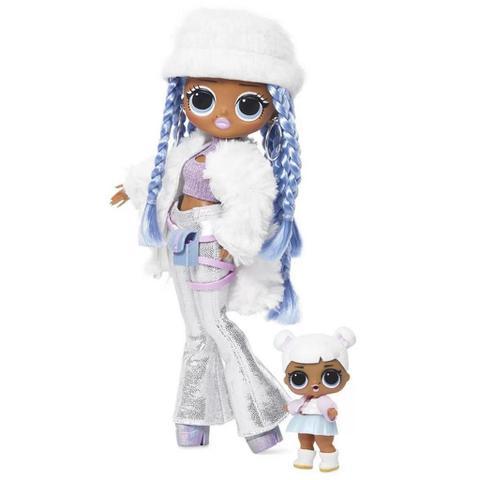 Imagem de Boneca Lol Surprise Omg Winter Disco Series Snowlicious - Candide