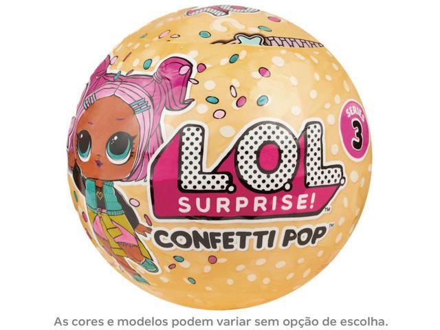 Imagem de Boneca LOL Surprise! Série 3 Confetti Pop