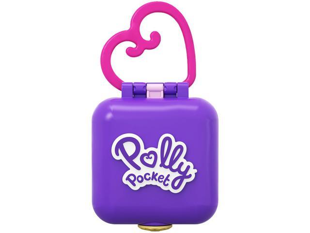 Imagem de Boneca Polly Pocket Mini Estojo com Acessórios