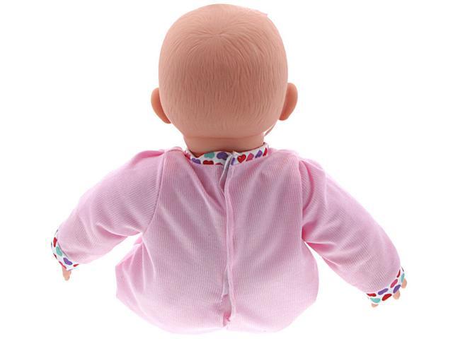 Imagem de Boneca que Emite Sons  Bebê com Amor