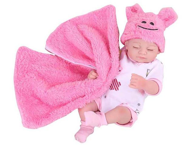 Imagem de Boneca Reborn Laura Baby Gêmeos Will e Ester