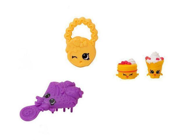 Imagem de Boneca Shopkins Shoppies Pati Keca + 2 Shopkins Exclusivos DTC 3735