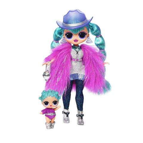 Imagem de Bonecas LOL Surprise! - LOL O.M.G - Winter Disco - Cosmic Nova e Cosmic Queen- 25 Surpresas - Candide
