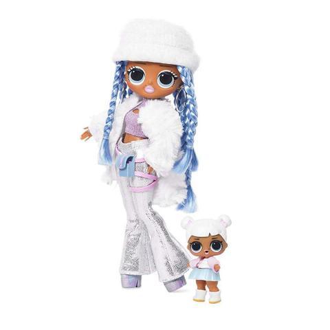 Imagem de Bonecas LOL Surprise - Winter Disco - 25 Surpresas - SNOWLICIOUS & SNOW ANGEL