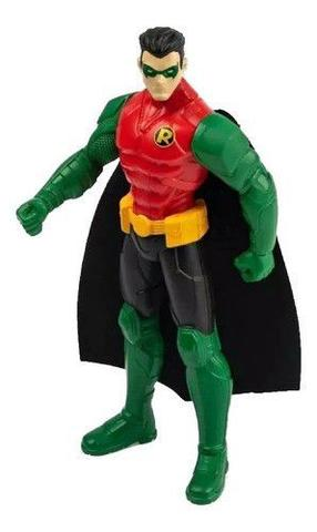 Imagem de boneco action figure robin sunny batman 14 cm A7