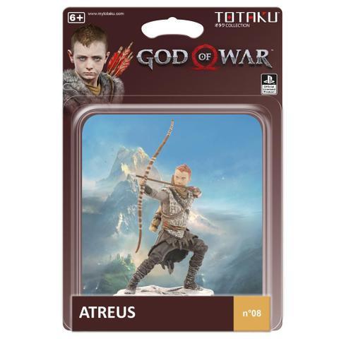 Imagem de Boneco Action God Of War Atreus - Totaku
