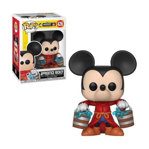 Imagem de Boneco Apprentice Mickey 426 Disney - Funko Pop!