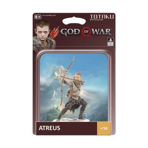 Imagem de Boneco Atreus 08 God of War - Totaku