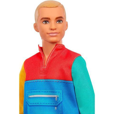 Imagem de Boneco - Barbie - Ken Fashionista - Loiro - 163 MATTEL