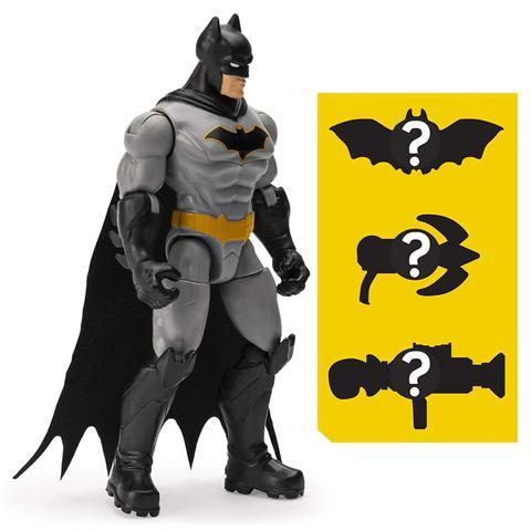 Imagem de Boneco Batman  - DC 3 Acessorios Misteriosos - Spin Master