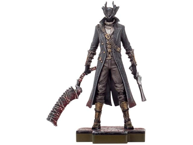 Imagem de Boneco Colecionável Bloodborne The Hunter 10,5cm