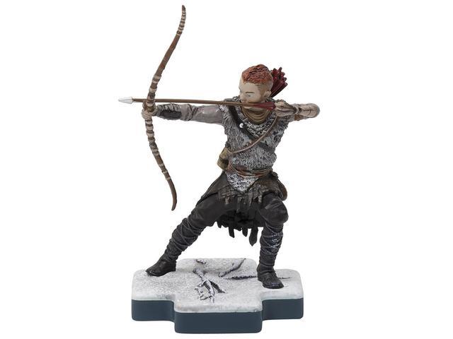 Imagem de Boneco Colecionável God of War Atreus 10,cm