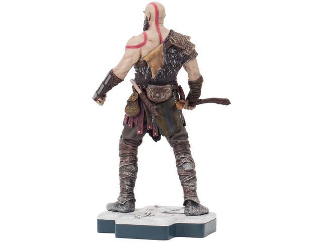 Imagem de Boneco Colecionável God of War Kratos 10,5cm