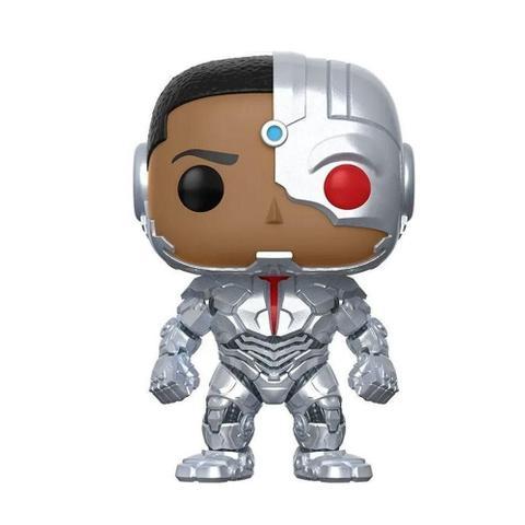 Imagem de Boneco Cyborg 209 DC Liga da Justiça - Funko Pop!