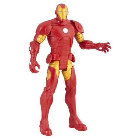 Imagem de Boneco de Ação Vingadores Homem de Ferro - Hasbro