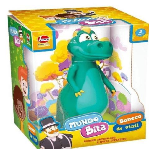 Imagem de Boneco de Vinil Dino Argo - Mundo Bita 2975 - Lider