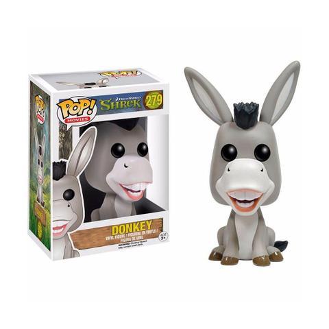 Imagem de Boneco Donkey (Burro) 279 Shrek - Funko Pop