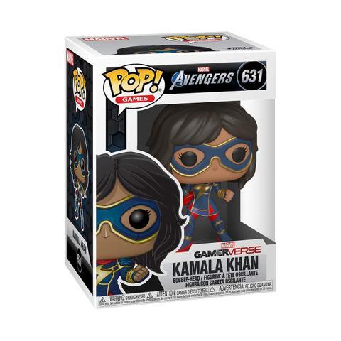 Imagem de Boneco Funko Pop! Kamala Khan 631 Gamerverse Original+Nf-e