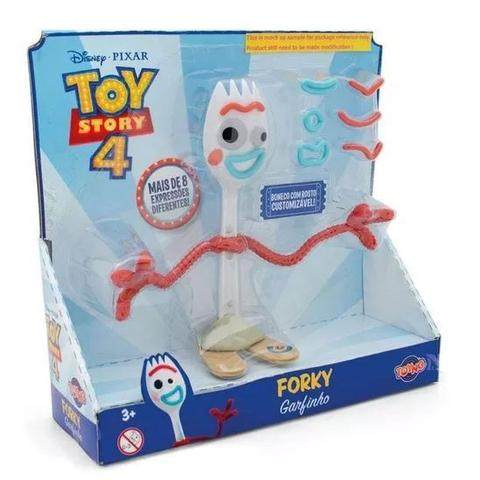 Imagem de Boneco Garfinho Forky Toy Story 4 - Toyng 38257
