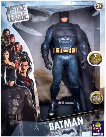 Imagem de Boneco Gigante 50 cm Batman Premium 921 - Mimo