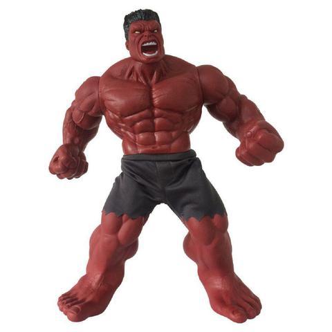 Imagem de Boneco Gigante Articulado Hulk Vermelho Avenger - Mimo