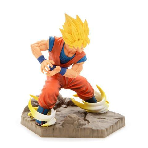 Imagem de Boneco Goku Dragon Ball Z - Absolute Perfection Figure Banpresto - 18 cm