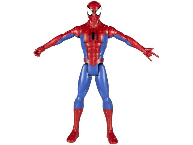 Imagem de Boneco Homem Aranha Marvel Titan Hero Series