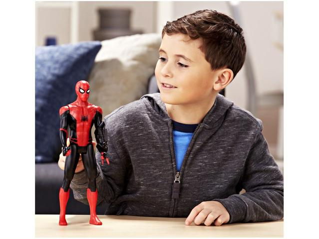 Imagem de Boneco Homem Aranha Titan Hero Series 30cm