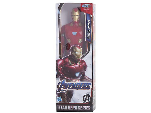 Imagem de Boneco Homem de Ferro Marvel Titan Hero 2.0