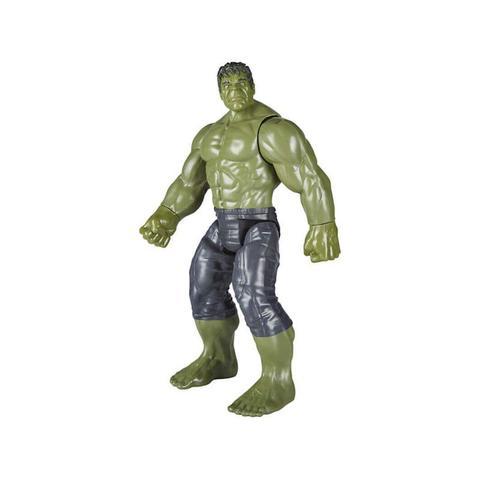 Imagem de Boneco Hulk 12 Power E0571 Hasbro