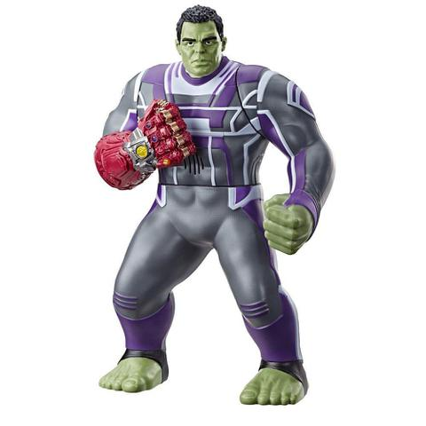 Imagem de Boneco Hulk Deluxe Eletrônico Power Punch - Hasbro