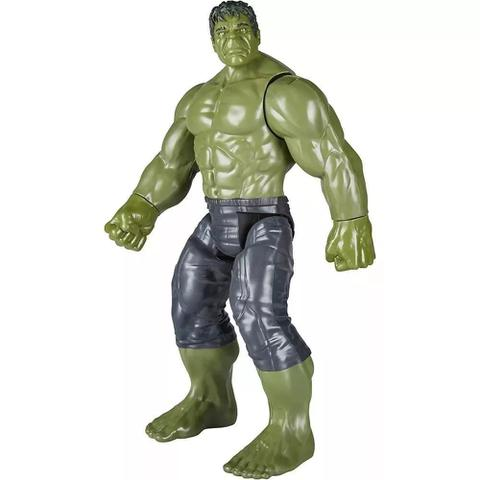 Imagem de Boneco Hulk Guerra Infinita Titan Hero Power Fx 30cm Hasbro