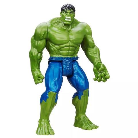 Imagem de Boneco Hulk Horiginal Marvel Avengers Hasbro