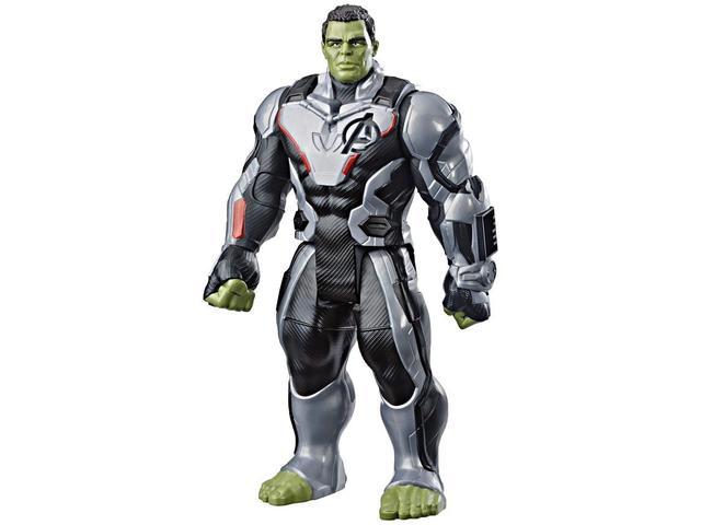 Imagem de Boneco Hulk Titan Hero Series Marvel Avengers