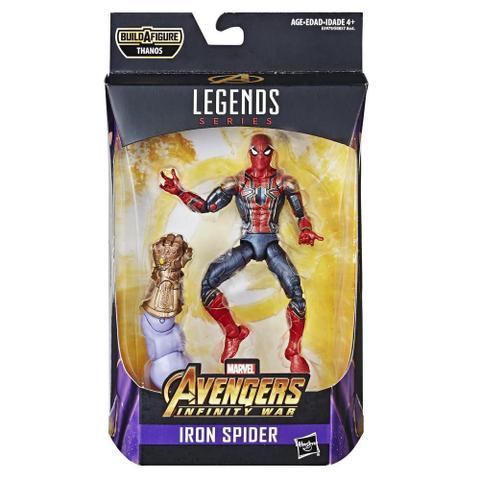 Imagem de Boneco Iron Spider- Marvel Legends Series- Hasbro- E0857