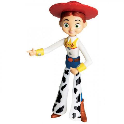 Imagem de Boneco Jessie de Vinil Original Toy Story, Lider  Lider Brinquedos