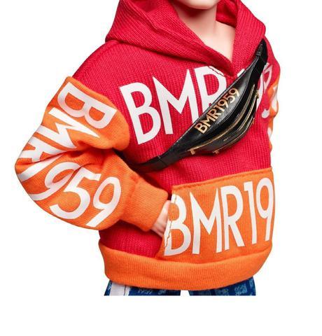 Imagem de Boneco Ken Colecionável Barbie Signature BMR1959 Topknot