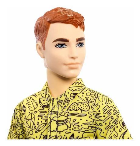 Imagem de Boneco Ken Fashionista 139 Ghw67 - Mattel