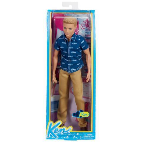 Imagem de Boneco Ken Fashionista - Ken - Barbie Fashionista - Mattel