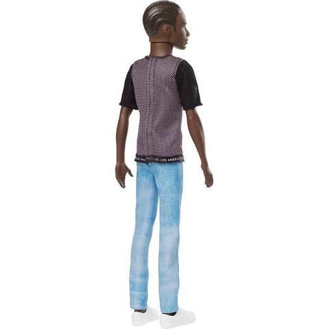 Imagem de Boneco Ken Fashionista Negro Mattel