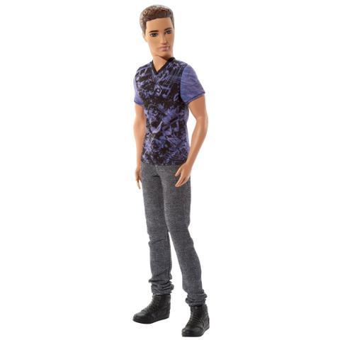 Imagem de Boneco Ken Fashionista - Ryan - Barbie Fashionista - Mattel