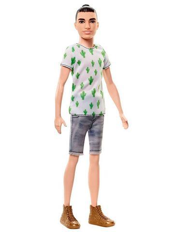 Imagem de Boneco Ken Fashionistas - 16 - Cactus Cooler - Mattel