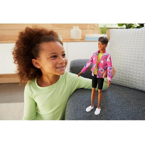 Imagem de Boneco Ken Namorado Da Barbie Negro Edição 60 Anos Mattel