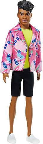 Imagem de Boneco Ken Negro Fashionista  Aniversário de 60 anos