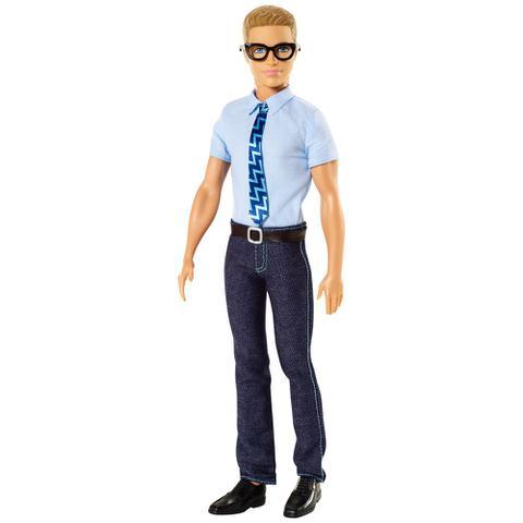 Imagem de Boneco Ken Super Repórter - Barbie Super Princesa - Mattel