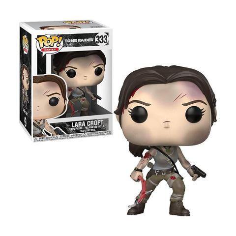 Imagem de Boneco Lara Croft 333 Tomb Raider - Funko Pop!