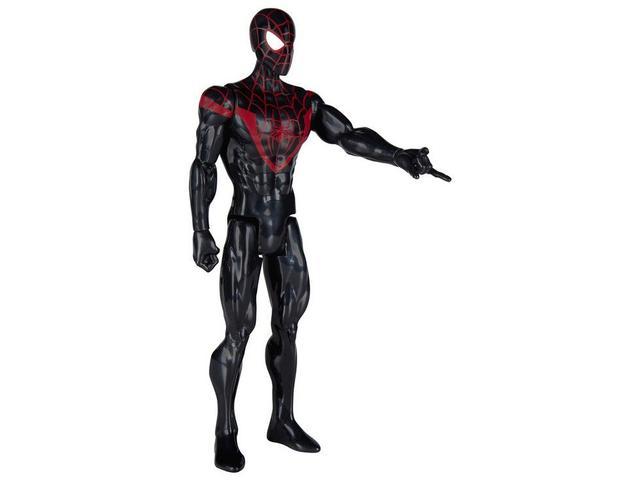 Imagem de Boneco Marvel Spider-Man Titan Hero Series