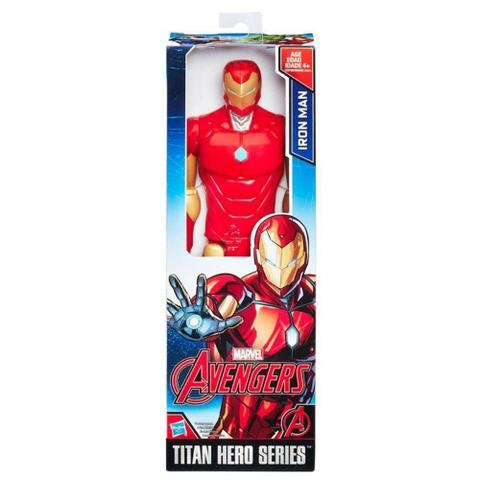 Imagem de Boneco Marvel Vingadores Homem de Ferro - Hasbro C0756 / B6660